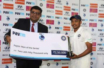ICC Test Ranking: शॉ, उमेश और पंत ने लगाई लम्बी छलांग, हासिल की करियर बेस्ट रैंकिंग