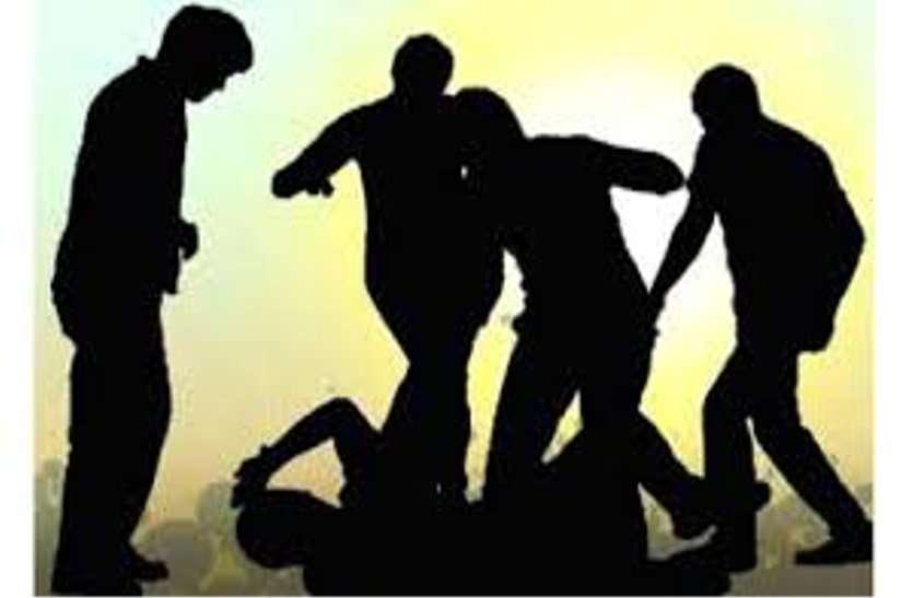 ABVP पदाधिकारी को दौड़ा-दौड़ाकर पीटा, लाइब्रेरी में घुसकर की मारपीट