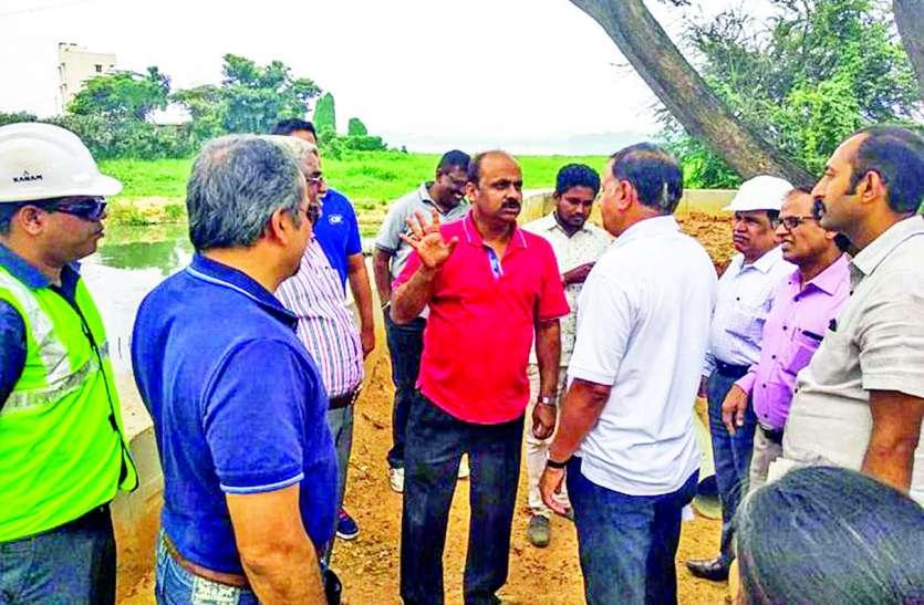 बेलंदूर झील को पुनर्जीवित करने के प्रयास में बीडीए