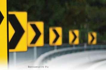 यूनिवर्सिटी स्टुडेंट्स के लिए सड़क सुरक्षा अभियान शुरू