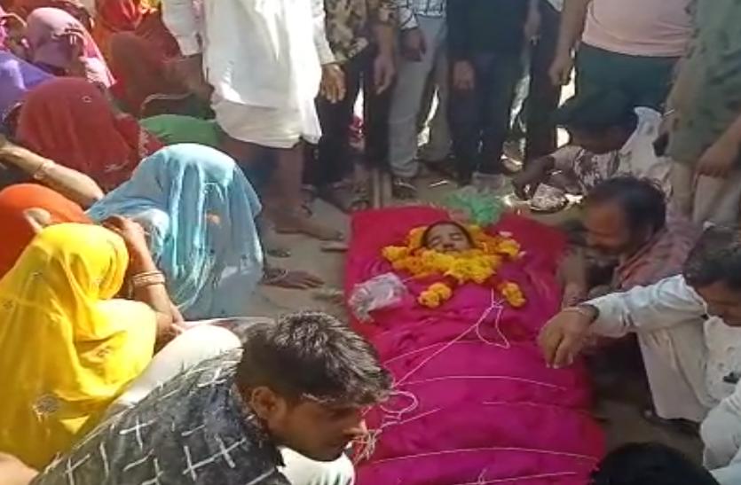 इस जगह डेंगू से मौत के बाद ऐसे मचा कोहराम, लोग होने लगे शिकार, देखे वीडियो..