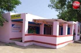 बांसवाड़ा : बेरंग दीवारों पर युवाओं ने चलाई कूंची, रंगरोगन कर बदल दी सरकारी स्कूल की तस्वीर