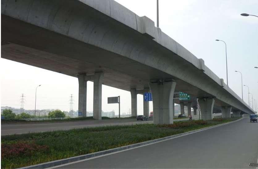 उदयपुर की एलिवेटेड रोड की डिजाइन को फिर देखा जाएगा