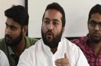 यौन शोषण के आरोप में फंसे NSUI अध्यक्ष फिरोज खान ने सौंपा इस्तीफा, कमेटी कर रही जांच