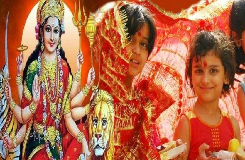 Image result for शारदीय नवरात्रि में अष्टमी में इस तिथि और मुहूर्त को करे माँ की पूजा