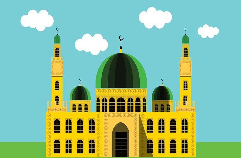 मस्जिद में राजनीतिक बैठक, इमाम को नोटिस जारी