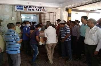 Big Breaking: BSP हादसा, DNA टेस्ट के बाद बदला चार कार्मिकों का शव, सात दिन बाद परिजनों को सौंपा, Video