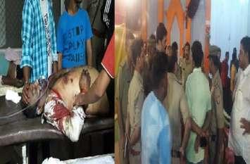 Big breaking:यूपी में देर रात हुई गैंगवार, छोटाराजन के इस गुर्गे को गोलियों से किया छलनी