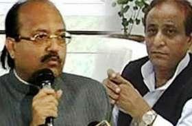 अमर सिंह ने पुलिस पर लगाए गंभीर आरोप, पूर्व मंत्री के चलते आजम खां जेल से बाहर