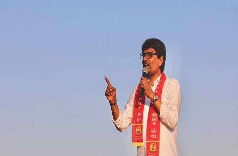 कांग्रेस ने किया अल्पेश से किनारा, कृष्ण सिंह के जयंती कार्यक्रम का नहीं भेजा बुलावा