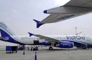 मुंबई-बेंगलुरु इंडिगो फ्लाइट में यात्री ने एयर होस्टेस से की छेड़छाड़, पुलिस ने किया गिरफ्तार
