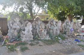 pics - भुलाए पीओपी के 'गणपति बप्पा'