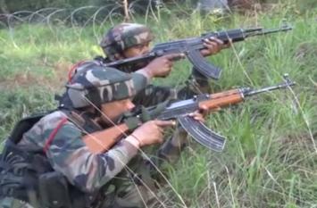 सुरक्षाबलों ने बारामुला के जंगलों में मार गिराए पांच आतंकी