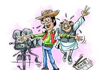 विधानसभा चुनाव 2018 : फिल्म स्टार को मैदान में लाएगी भाजपा-कांग्रेस, ये हैं पार्टी के स्टार प्रचारक