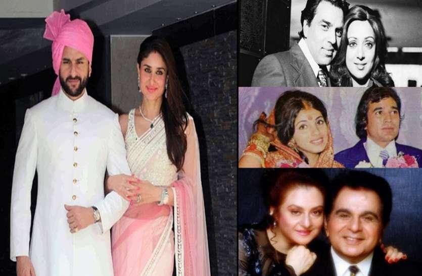 करीना सहित इन 5 अदाकाराओं ने की थी अंकल की उम्र के सितारों संग शादी, अब हैं करोडो़ं की मालकिन