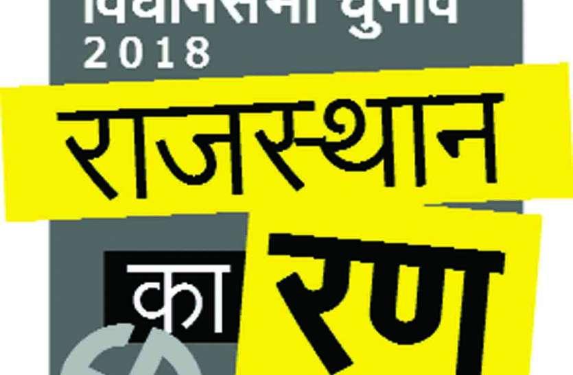 चुनाव में बदमाशों से यूं निपटेगी पुलिस, नागौर एसपी ने अधिकारियों को समझाया प्लान