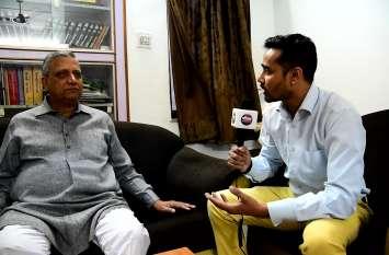 हवामहल क्षेत्र से विधायक सुरेंद्र पारीक ने रखी अपनी बात...