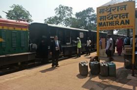 माथेरान अब फिर आबाद, वादियों में घंटा बजने पर चलने लगी टाय ट्रेन