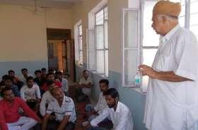 video: एससीएसटी एक्ट और आरक्षण को लेकर करणी सेना के संक्षक लोकेन्द्र सिंह कालवी ने कह दी ये बड़ी बात, दिया इन नेताओं का हवाला
