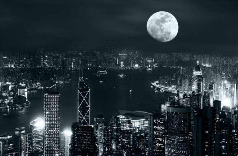 चीन की अनोखी पहल, अपने शहरों को रोशन करने के लिए बना रहा है 'चांद'