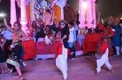PICS : नृत्य कर शक्ति कीभक्ति