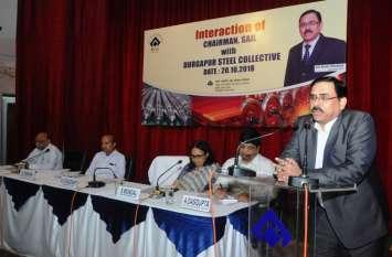 BSP हादसे के बाद चेयरमेन ने कहा, रेलवे को बेहतर गुणवत्ता के व्हील्स की सप्लाई करने तैयार है SAIL