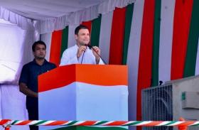 केसीआर तेलंगाना में मोदी की मदद कर रहे हैं : राहुल गांधी