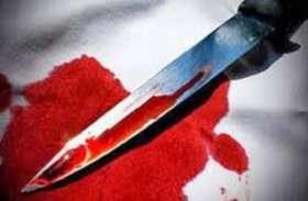 घर में सोये बुजुर्ग की धारदार हथियार से काटकर हत्या