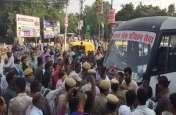 लोक परिवहन बस चालकों ने राजस्थान रोडवेज पर लगाए गंभीर आरोप, कह डाली यह बात