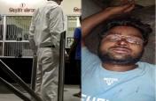 इस छोटी सी बात को लेकर रेलवे स्टेशन पर भिड़े यात्री और टिकट कलर्क,एक यात्री घायल