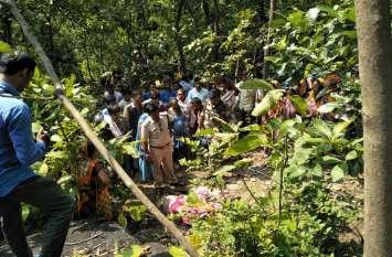 Breaking News : वीरान मकान में बेहोश पड़ा था पति जबकि पहाड़ पर 800 मीटर ऊपर मिली पत्नी की लाश