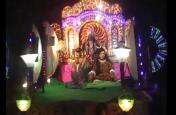 मां वैष्णों देवी की 20वीं भव्य शोभायात्रा, क्रेन पर भगवान राधा-कृष्ण की झांकी बना आकर्षण का केंद्र
