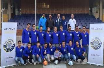 कश्मीर घाटी में फुटबॉल की बयार लाएगा रियल कश्मीर क्लब