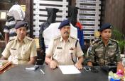 ट्रेलर चालक जोगा सिंह हत्या समेत कई कांडों में वांछित दो माओवादी गिरफ्तार