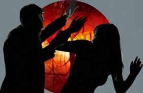 यूपी में छात्रा के साथ छेड़खानी, विरोध करने पर मारपीट कर किया बेहोश