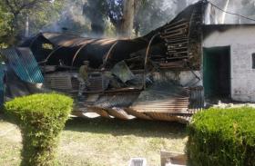 पुंछः सेना के कैंप में संदिग्ध विस्फोट,अलर्ट पर सुरक्षाबल