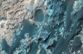 शोध में दावाः मंगल ग्रह पर है पहले से ज्यादा ऑक्सीजन युक्त पानी