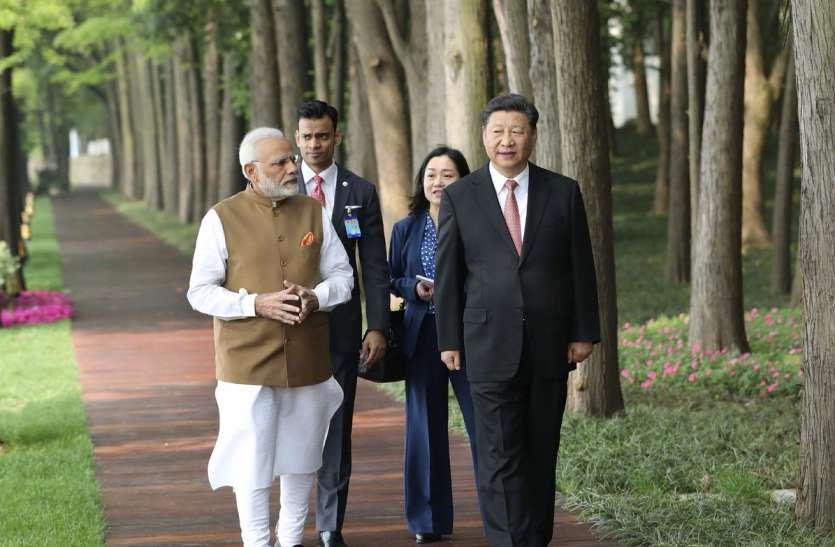भारत के साथ चीन की सीमा पर रण-नीति और कारोबार में ऋण नीति
