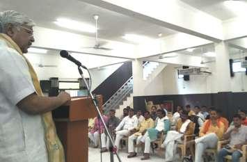 विश्व हिन्दू परिषद का ऐलान, इस माह से शुरू होगा अयोध्या में राम मंदिर का निर्माण, कार सेवा के लिए रहें तैयार, देखें वीडियो