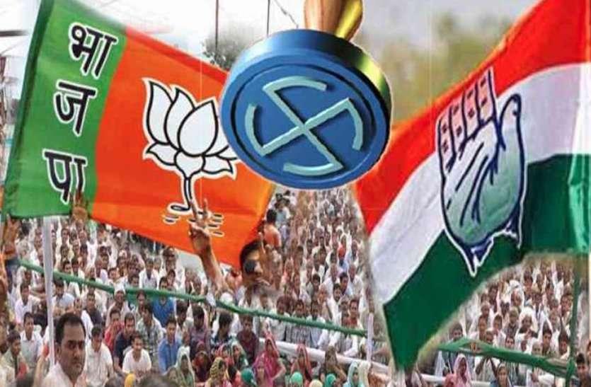 ये 14 जिले बने भाजपा—कांग्रेस के लिए चुनौती