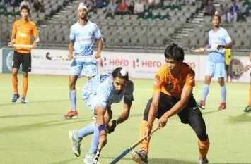एशियाई चैम्पियंस ट्रॉफी : भारत और मलेशिया के बीच खेला गया मैच का रोमांचक अंत, बिना गोल किये मैच हुआ ड्रा