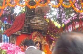 सुलतानपुर में दुर्गापूजा महोत्सव की धूम