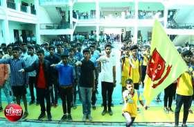 बांसवाड़ा : जीजीटीयू इंटरकॉलेज बैडमिंटन और टेबल टेनिस प्रतियोगिता में लीयो कॉलेज की टीमों ने दिखाया दम