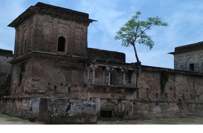 त्योंथर में था आदिवासियों का राज, कोलगढ़ी से चलता रहा प्रशासन