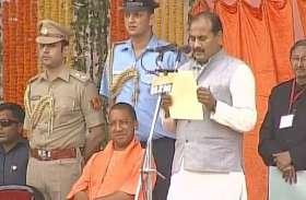 अनिल के बाद योगी के मंत्री दारा सिंह का कद बढ़ा! ओमप्रकाश राजभर का पर कतरने की कोशिश में बीजेपी