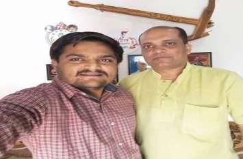 बांभणिया ने हार्दिक पर लगाया जेडीयू से मिलकर राजनीति करने का आरोप