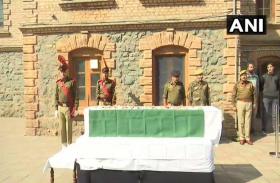जम्मू-कश्मीर: पावर ग्रिड पर आतंकियों ने फेंका ग्रेनेड,हमले में सीआईएसएफ का जवान शहीद