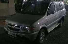 PICS : कार में घूम रहे सेंधमार गिरोह
