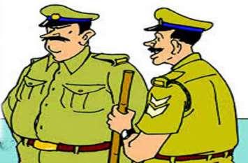 थाने में घुसकर मंत्री के रिश्तेदार ने थानेदार को पीटा, वर्दी फाड़ा, ऐसे गंभीर अपराध को सरकार ले रही वापस