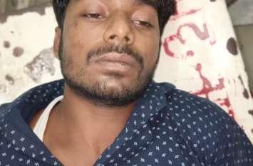 Video यूपी के इस जिले में एनकाउंटर में दो पचास हजारी फरार, एक को गोली लगी